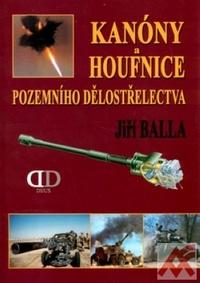 Kanóny a houfnice pozemního dělostřelectva