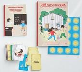 Učiteľský rómsko-slovenský balíček k učebnici Deň Alice a Doda