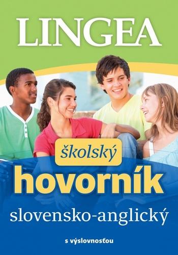 Školský hovorník slovensko-anglický