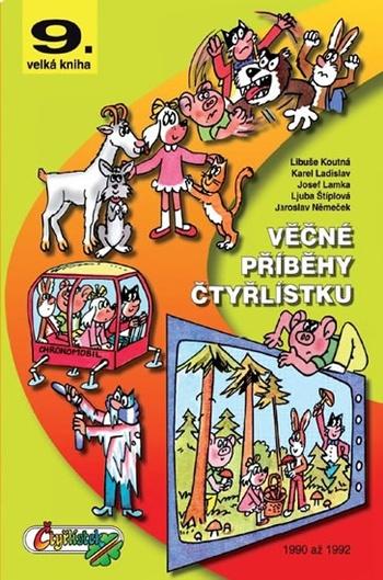 Věčné příběhy Čtyřlístku 1990-1992 - 9.velká kniha