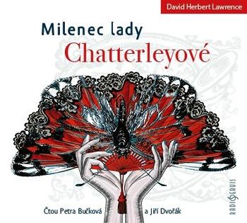 Milenec lady Chatterleyové - CD MP3 (audioknha)