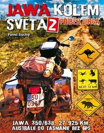 Jawa kolem světa 2
