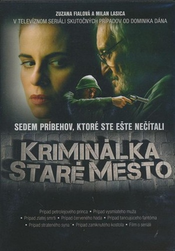 Kriminálka Staré Mesto - DVD