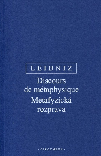 Metafyzická rozprava / Descours de métaphysique