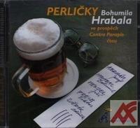 Perličky Bohumila Hrabala - CD (audiokniha)