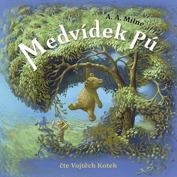 Medvídek Pú - CD MP3 (audiokniha)
