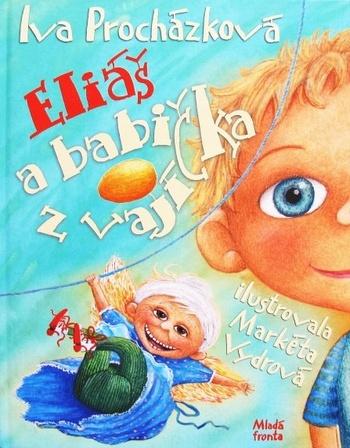 Eliáš a babička z vajíčka (české vydanie)