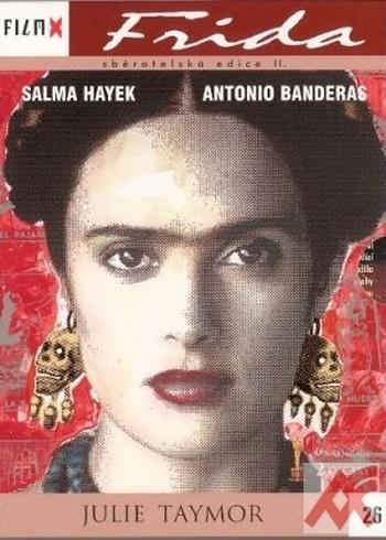 Frida - DVD (papierový obal)