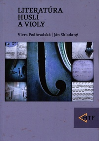 Literatúra huslí a violy