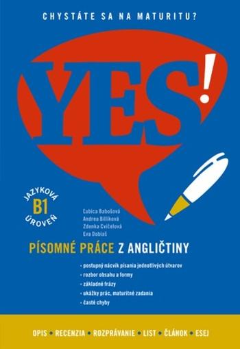 Angličtina YES! - Písomné práce (B1)