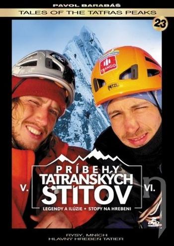 Príbehy tatranských štítov V.+VI. - 2 DVD
