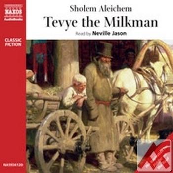 Tevye the Milkman - 5 CD (audiokniha)