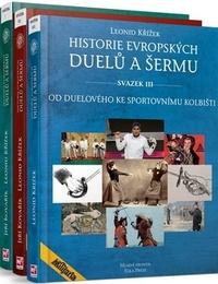 Historie evropských duelů a šermu. Komplet