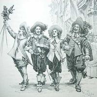 Tři mušketýři (1995)