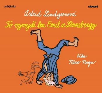 To vymyslí len Emil z Lönnebergy - CD (audiokniha)
