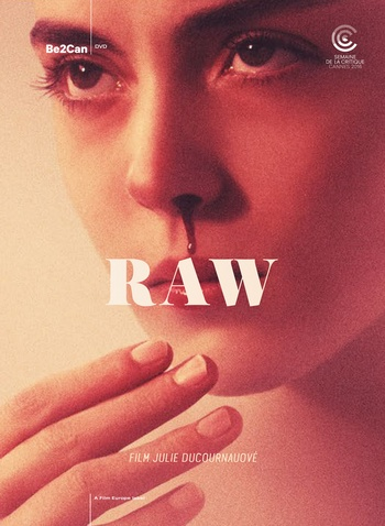 Raw - DVD