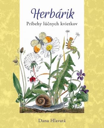 Herbárik. Príbehy lúčnych kvietkov