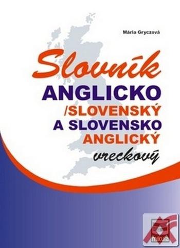 Anglicko-slovenský a s/a vreckový slovník