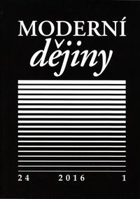 Moderní dějiny 24/1 2016