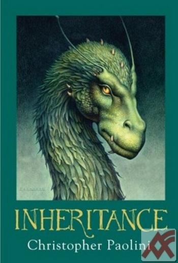 Inheritance (tvrdá väzba) - v češtine