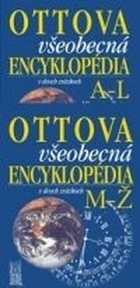 Ottova všeobecná encyklopédia v dvoch zväzkoch