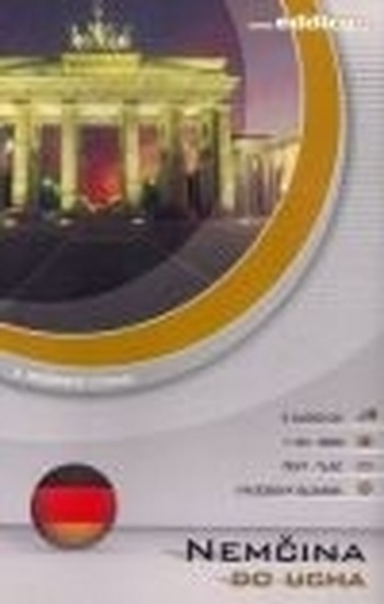 Nemčina do ucha - 5 audio CD + 1 CD-ROM