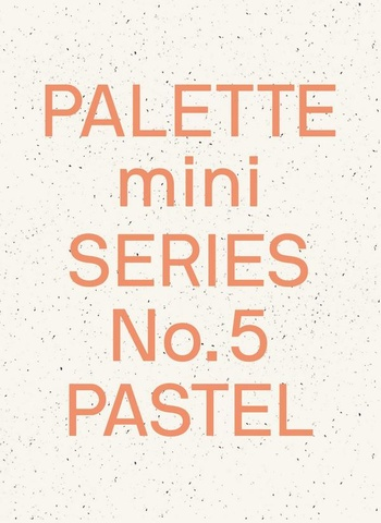 Palette Mini Series No.5 Pastel