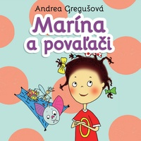 Marína a povaľači - CD MP3 (audiokniha)
