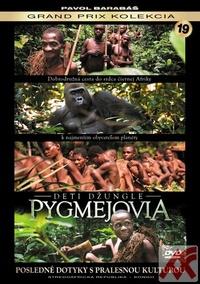 Pygmejovia. Deti džungle - DVD