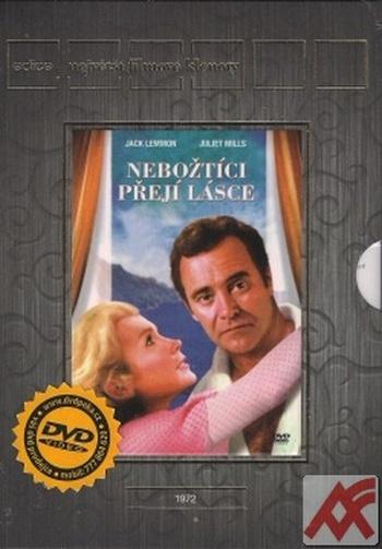 Nebožtíci přejí lásce - DVD