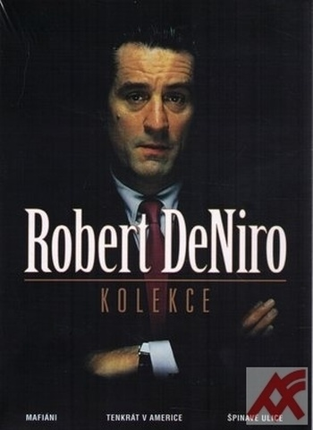 Robert De Niro - Kolekce 3 DVD