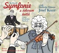 Symfonie s úderem kotlů - CD (audiokniha)