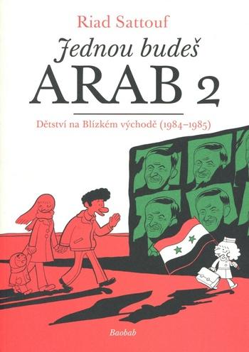 Jednou budeš Arab 2