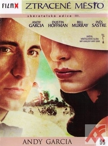 Ztracené město - DVD (Film X III.)
