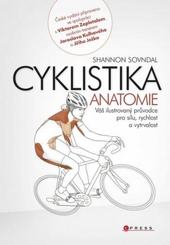 Cyklistika. Anatomie