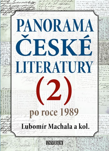 Panorama české literatury 2. Po roce 1989