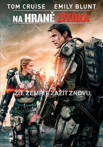 Na hraně zítřka - DVD