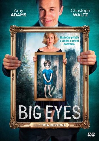 Big Eyes - DVD
