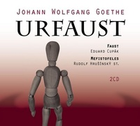 Urfaust - 2 CD (audiokniha)