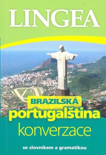 Brazilská portugalčina - konverzace se slovníkem a gramatikou