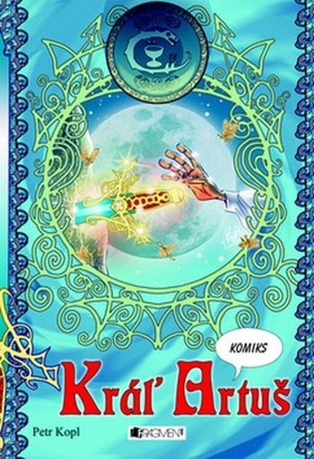 Kráľ Artuš - komiks