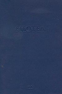 Filotea. Návod na nábožný život