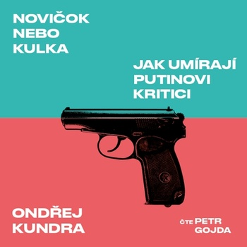 Novičok nebo kulka - CD MP3 (audiokniha)