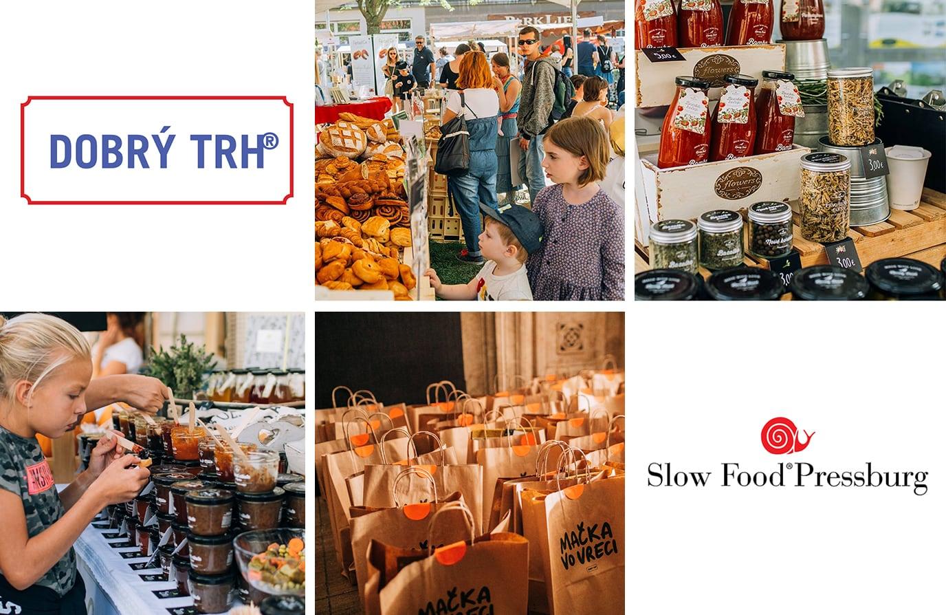 Dobrý trh + Slow Food
