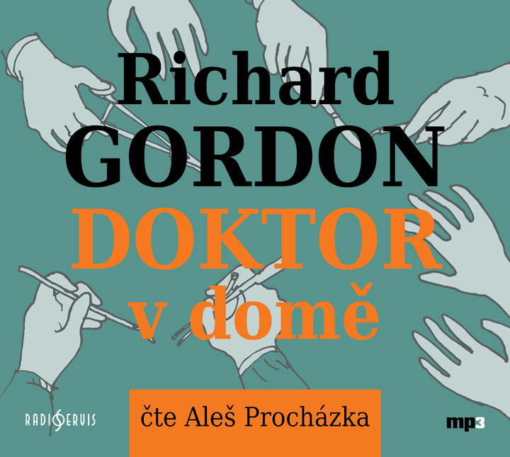 Doktor v domě - CD MP3 (audiokniha)