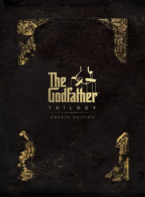 Kmotr kolekce - 4 DVD