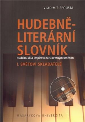 Hudebně-literární slovník - I. Světoví skladatelé + CD