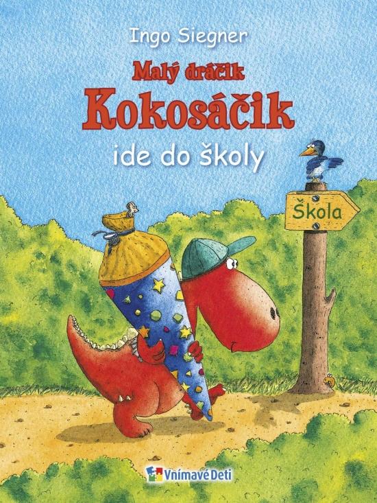 Malý dráčik Kokosáčik ide do školy