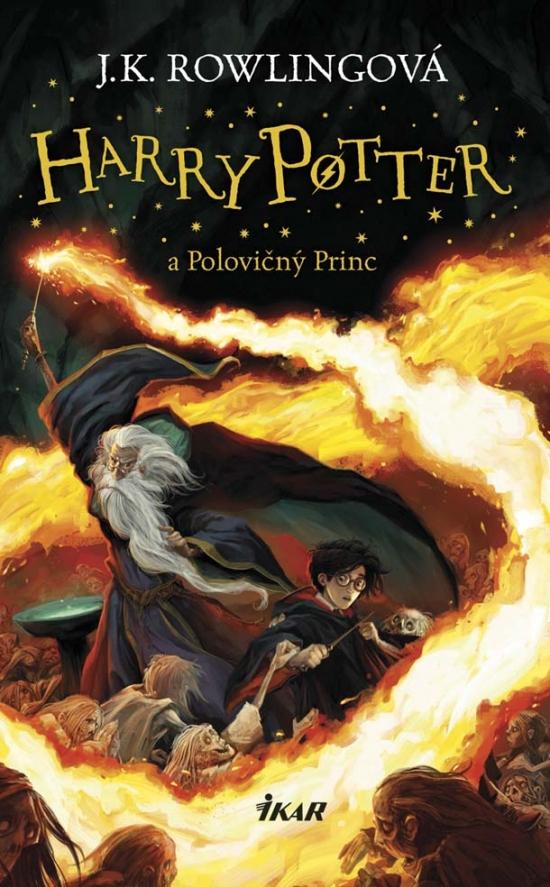 Harry Potter a Polovičný princ (mäkká väzba)
