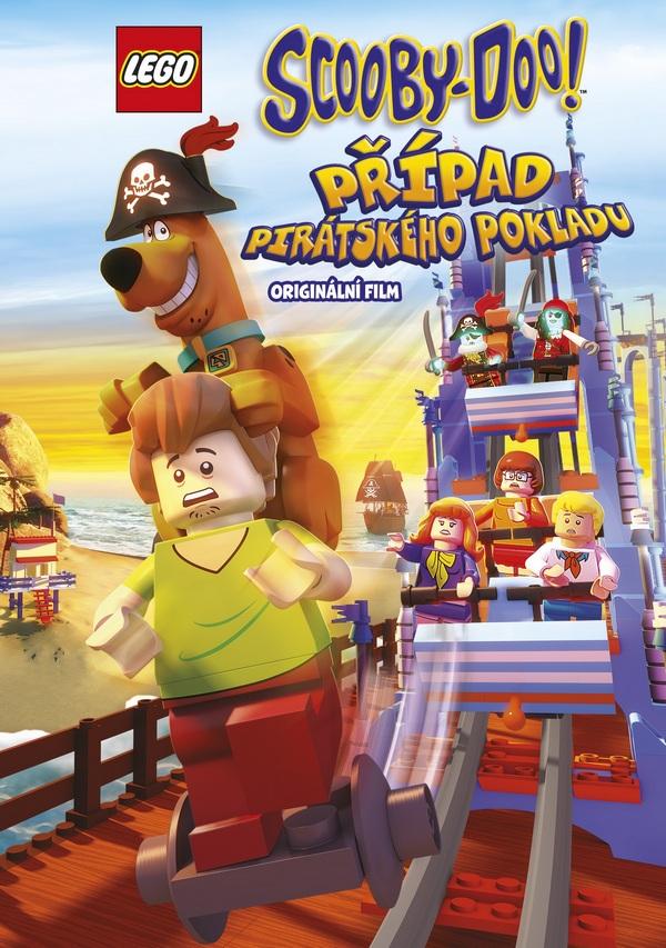 Lego Scooby-Doo: Případ pirátského pokladu - DVD